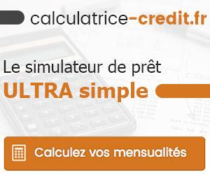 Simuler votre crédit