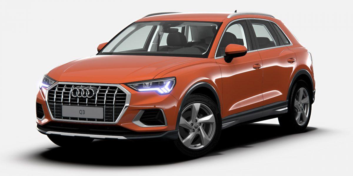 Audi Q3 Design Luxe